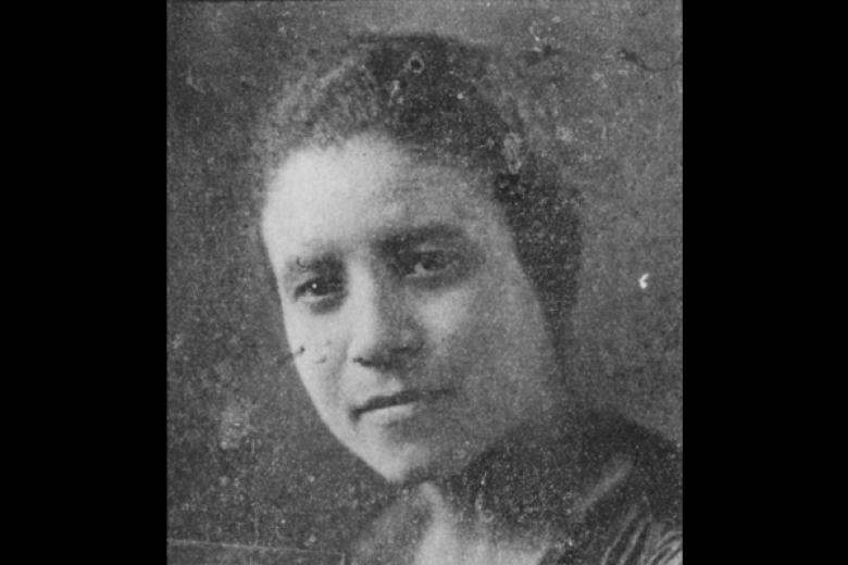 Photo portrait of a woman.